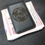 圓形New World Order Money Clipper- 黑色 : Item no SIR 1005 : HK$150
